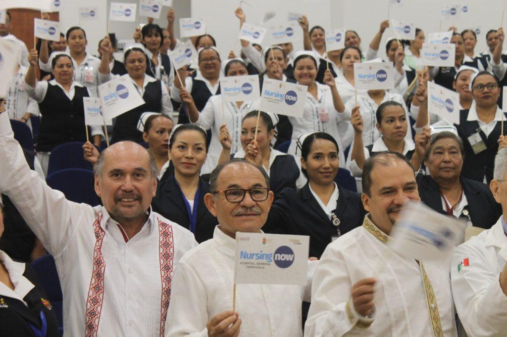 Atestigua Alcalde Dr. Gurría Penagos inicio del 1er Congreso Médico conmemorativo al aniversario del Hospital General