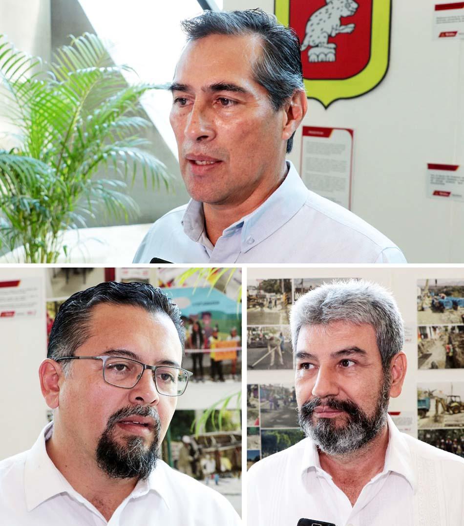Avances positivos en Tuxtla Gutiérrez coinciden durante el Primer Informe del alcalde Carlos Morales Vázquez