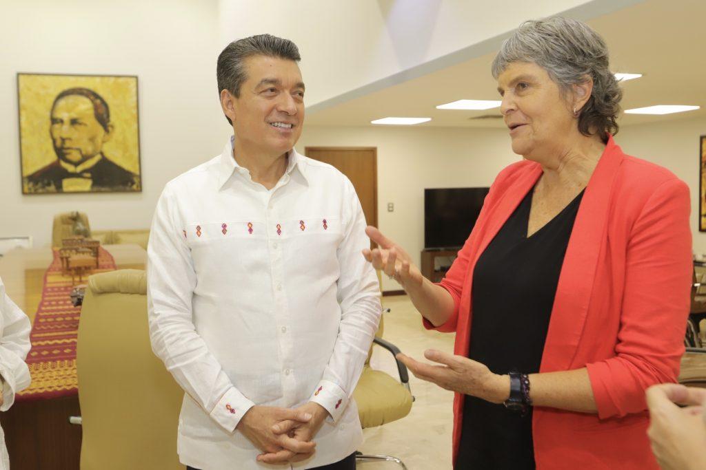 Chiapas e Imcine impulsarán participación de mujeres e indígenas en proyectos cinematográficos
