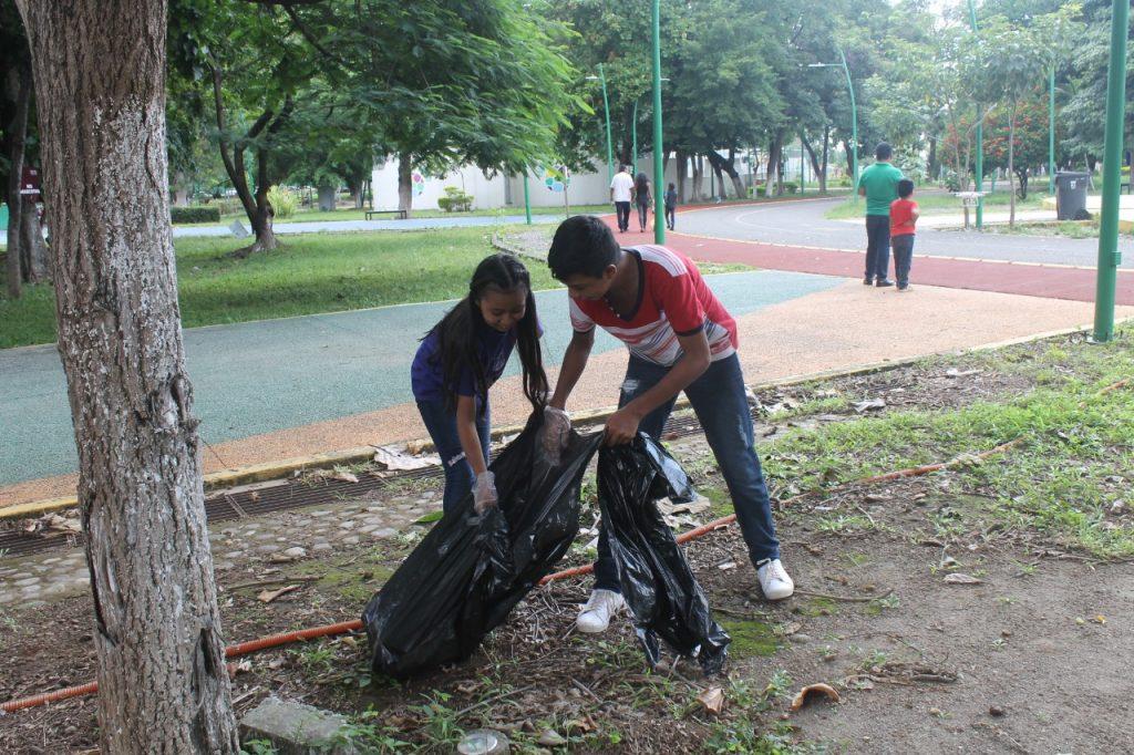 Ciudadanos se suman a campaña ¡A limpiar se ha dicho!