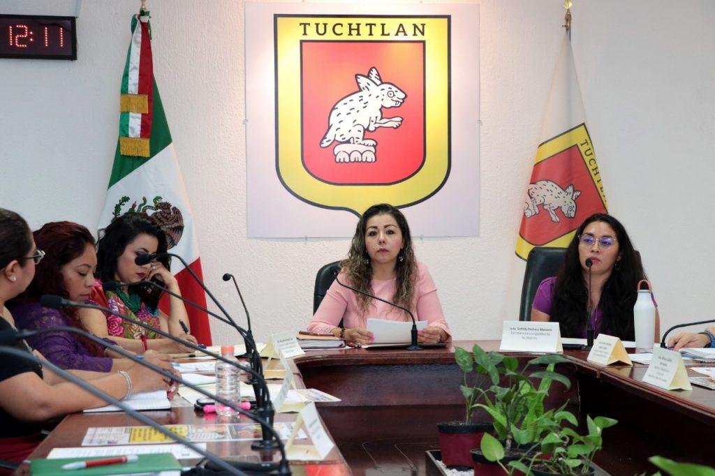 Importantes avances para bienestar de trabajadoras en zona de tolerancia de Tuxtla Gutiérrez