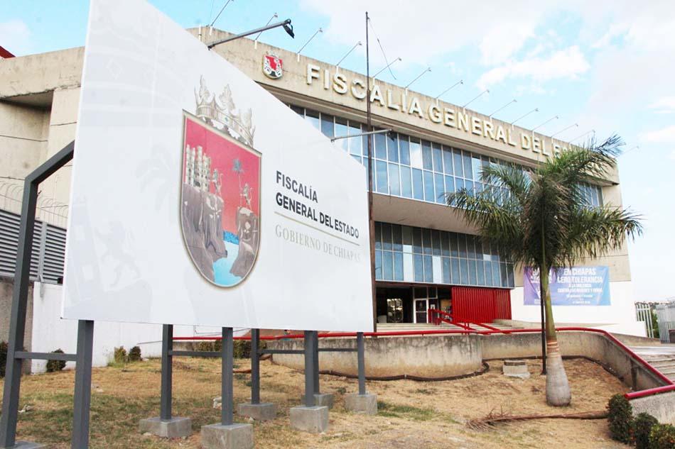 Inicia Fiscalía carpeta de investigación por hechos violentos ocurridos en Bochil