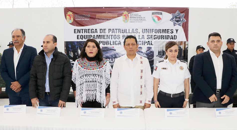 Inseguridad, impunidad y corrupción, enemigos a vencer en Chiapas: Llaven Abarca