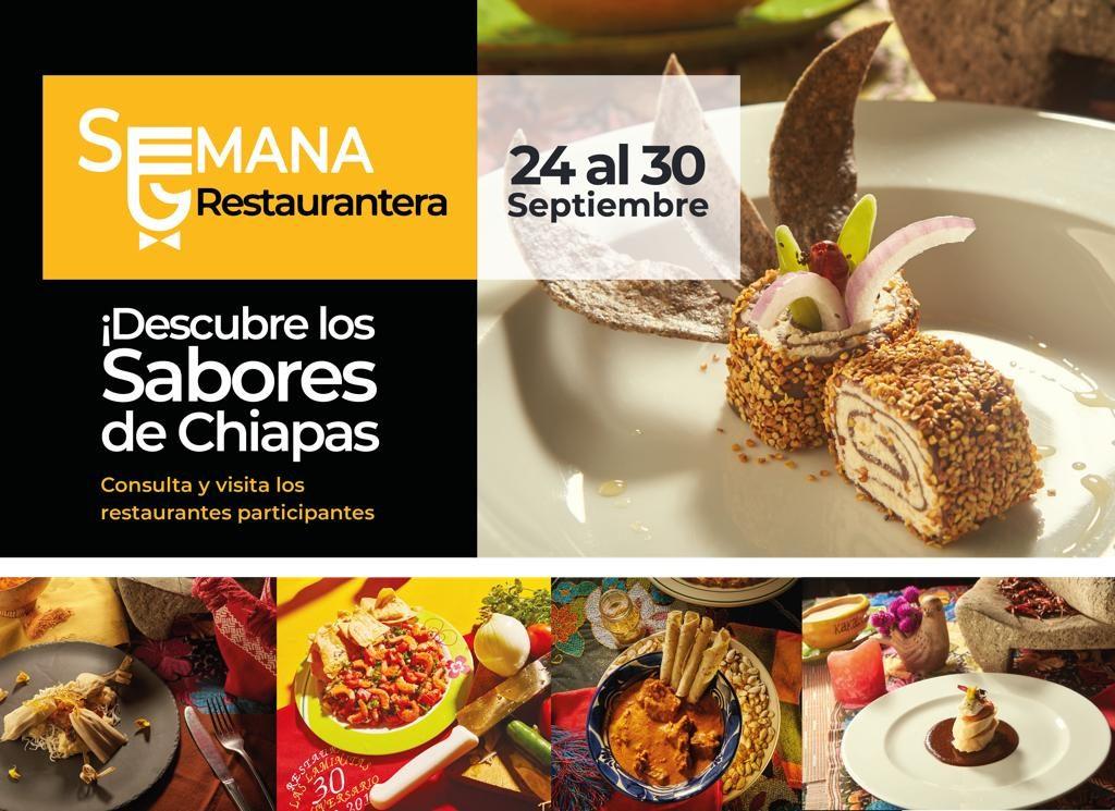 "Invitan a ""Semana Restaurantera"""