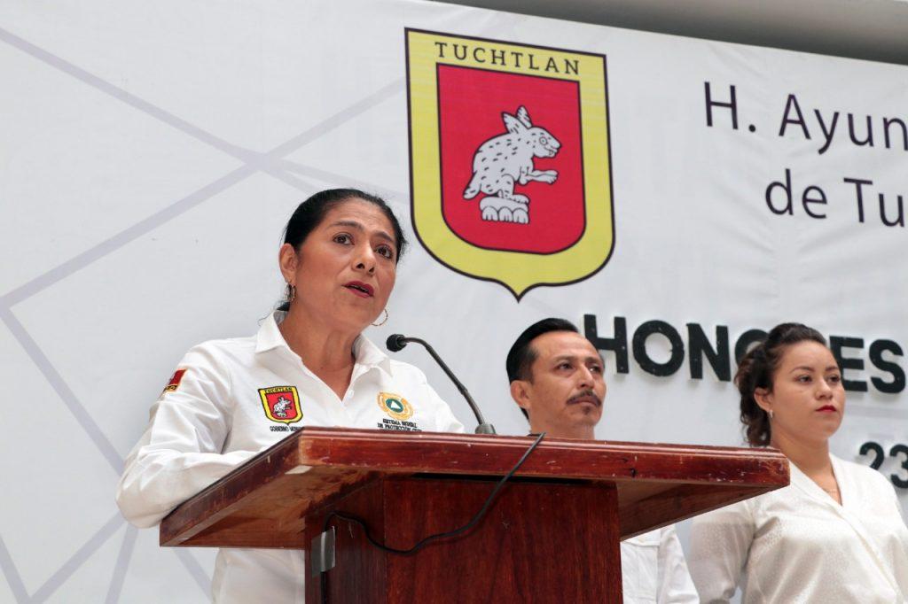 Necesaria la participación ciudadana en materia de Protección Civil Elizabeth Hernández Borges