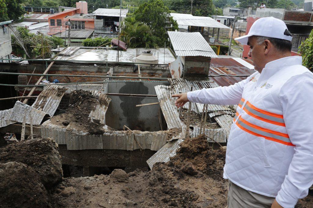 Por inundación fluvial, se emite Declaratoria de Emergencia para el municipio de Tapachula