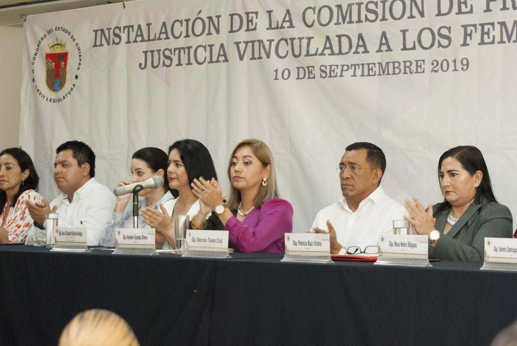 Prevenir todas las formas de violencia contra las mujeres es una prioridad Ocampo Olvera