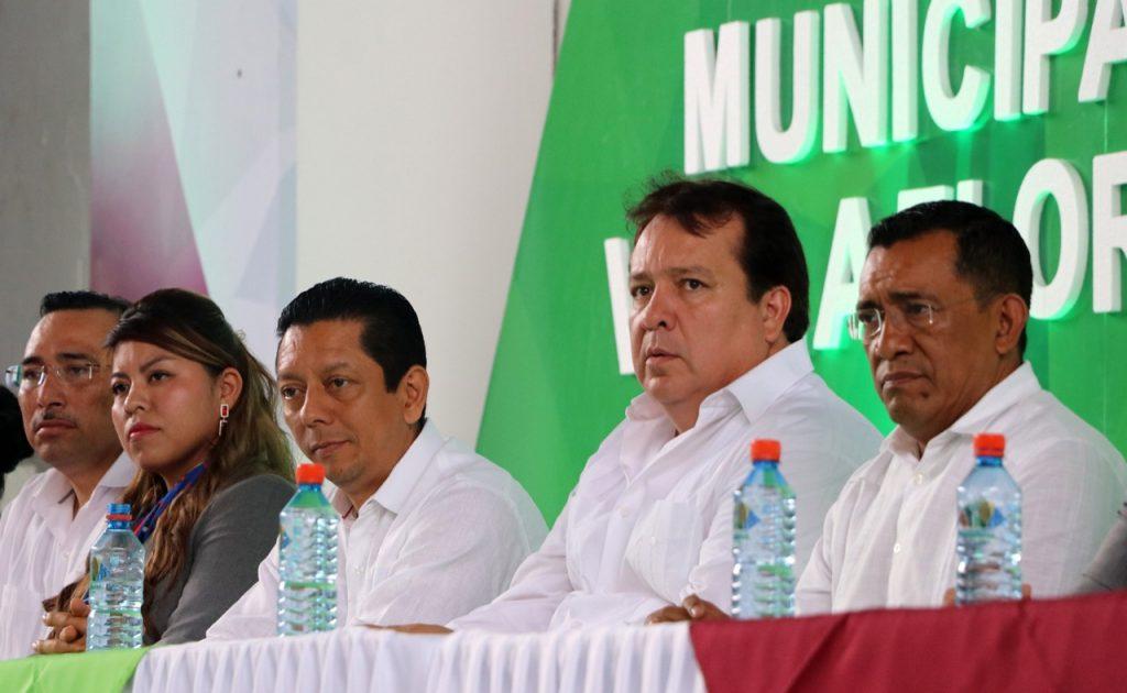 Refrenda Llaven compromiso por la seguridad y justicia de los chiapanecos
