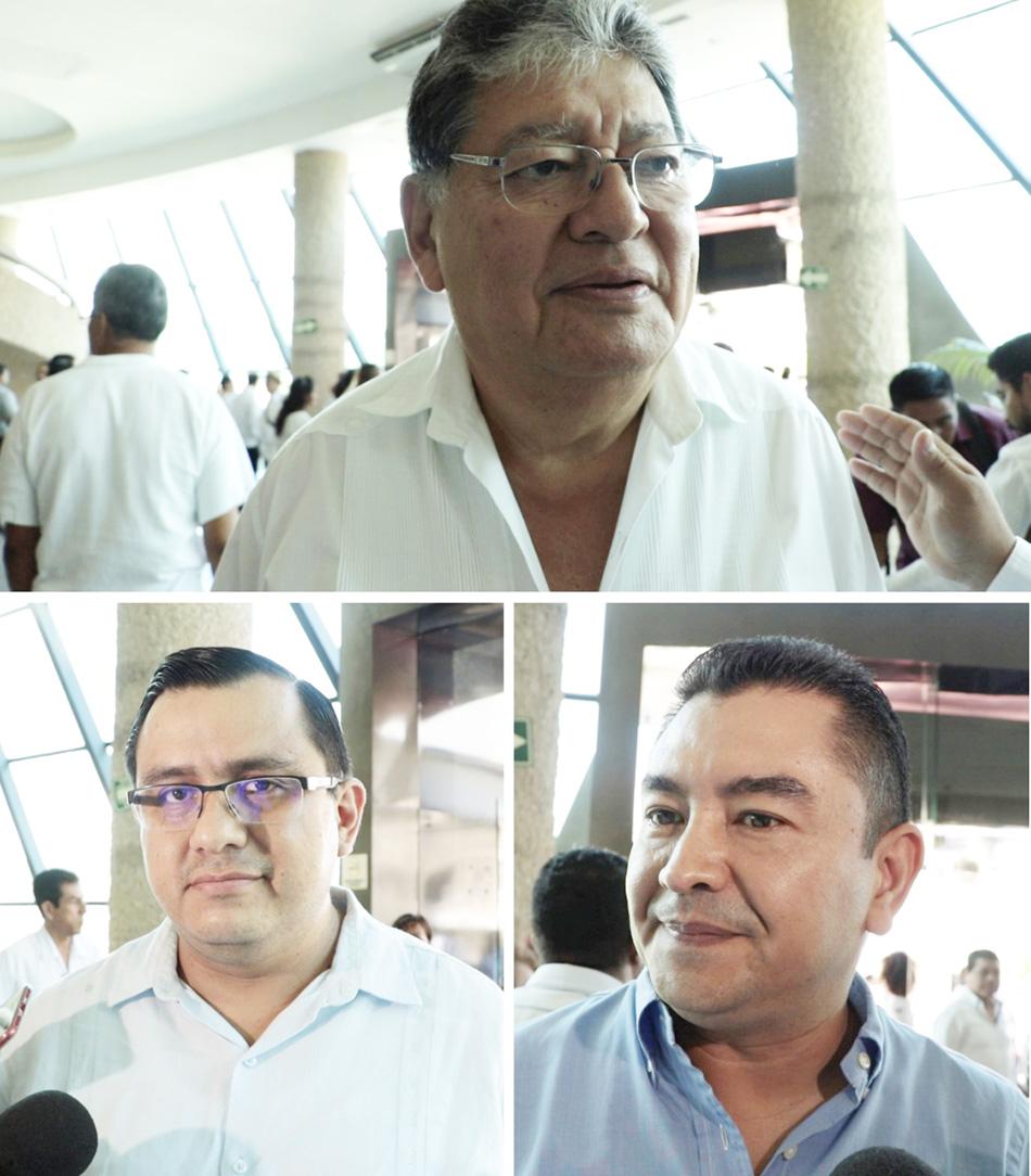 Respaldan trabajo de Carlos Morales a un año de gobierno en Tuxtla