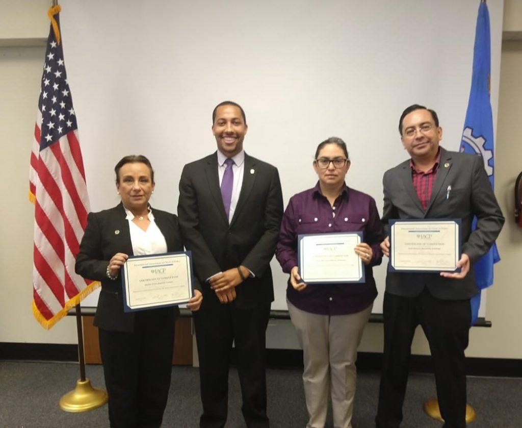 SSyPC se capacitó en Estados Unidos sobre Centros de Justicia para Mujeres
