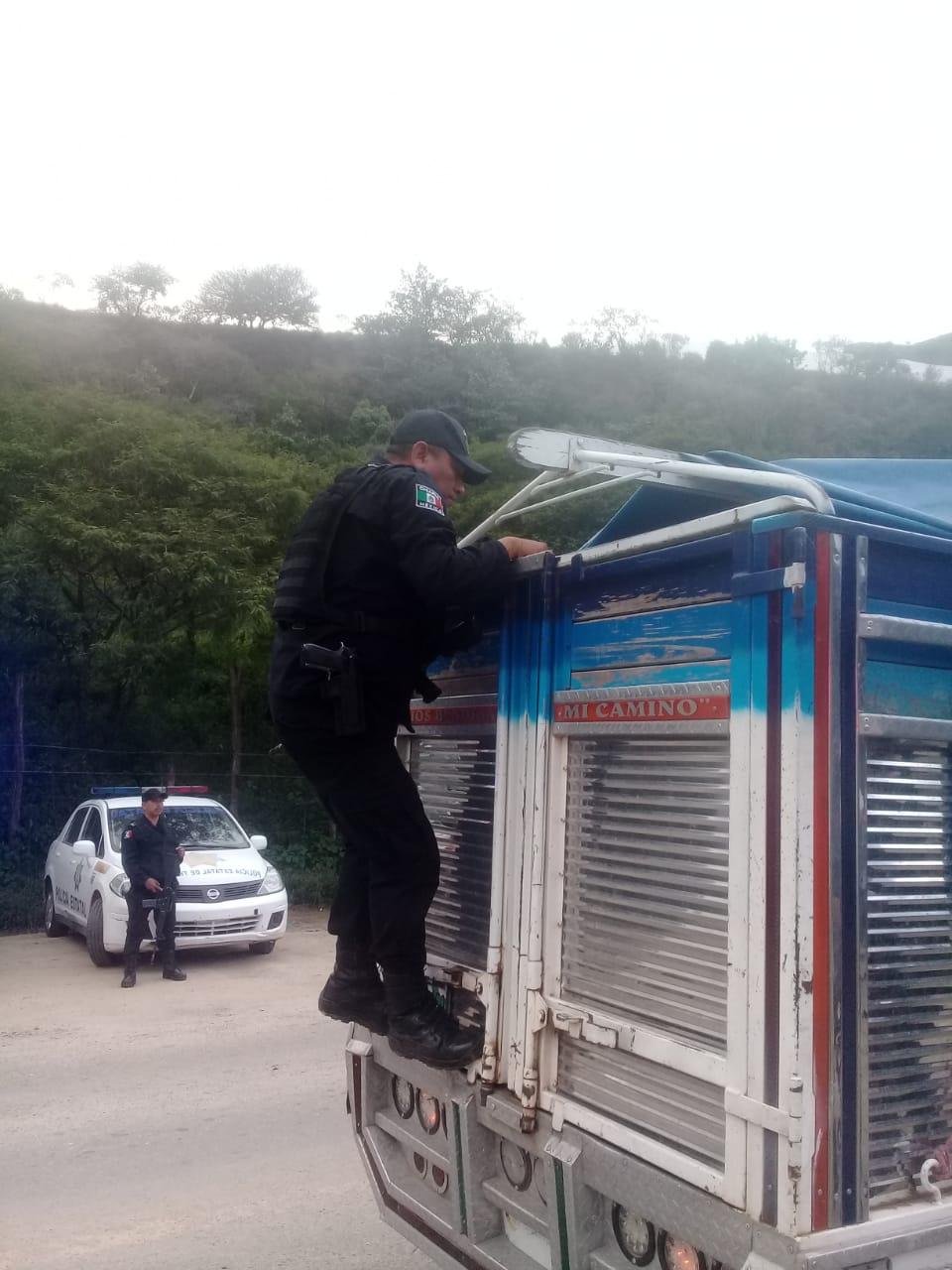 SSyPC continúa obteniendo resultados en operativo de seguridad