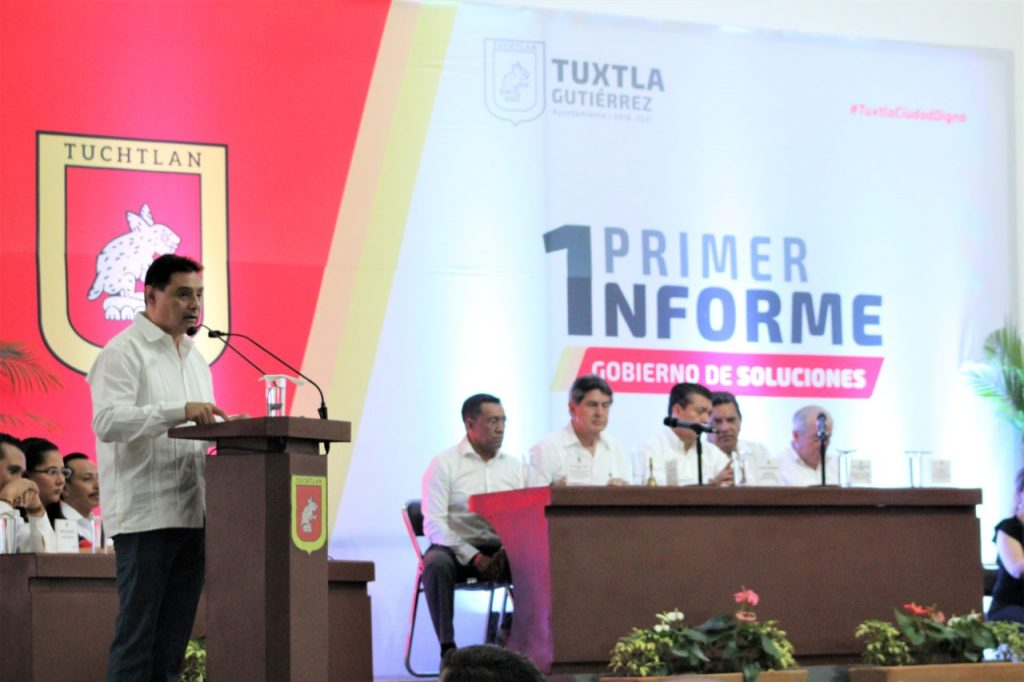Tuxtla cuenta con finanzas sanas: Tesorería Municipal