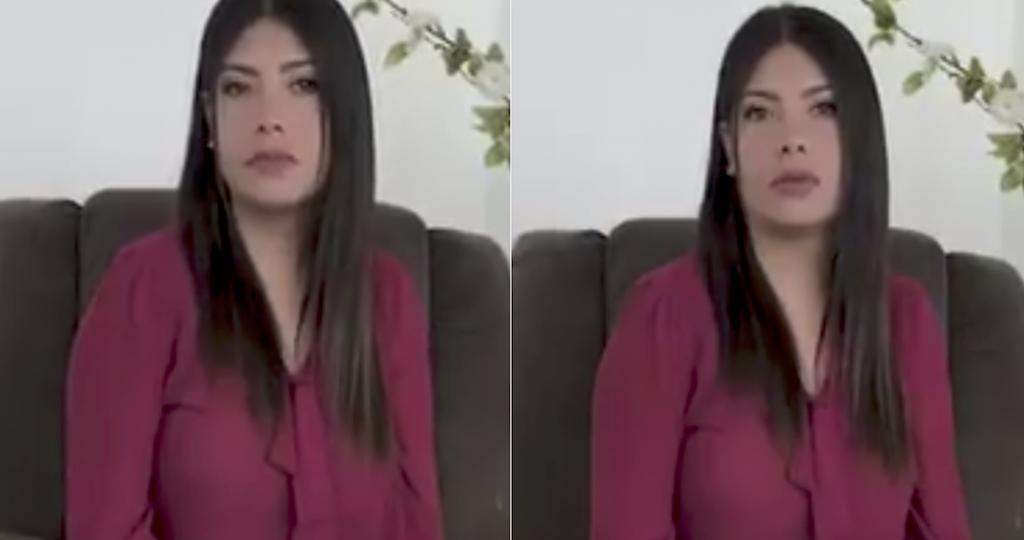 """Ximena García se disculpa con Interjet, AMLO y México; """"jamás incitaría a la violencia"""", dice"""