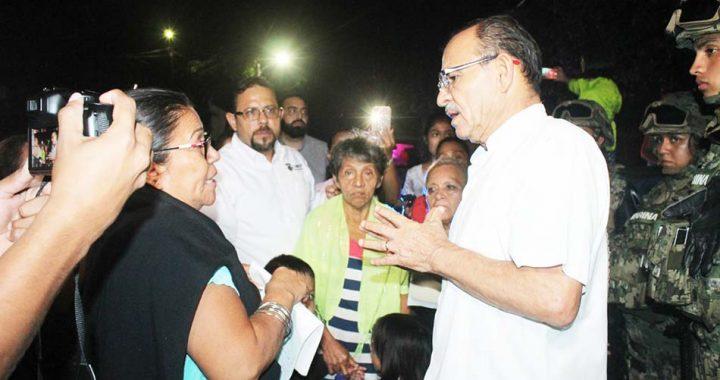 """Óscar Gurría atestigua la puesta en marcha del programa """"Cuidemos Tapachula"""""""