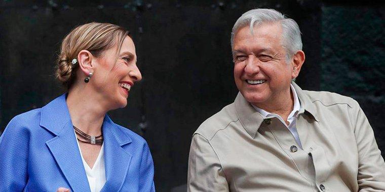 AMLO 'a Beatriz ya no le gusta que les diga corruptos y acomplejados'