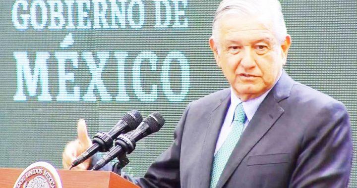 AMLO fustiga cambios a revocación de mandato; la oposición es bien antidemocrática, dice