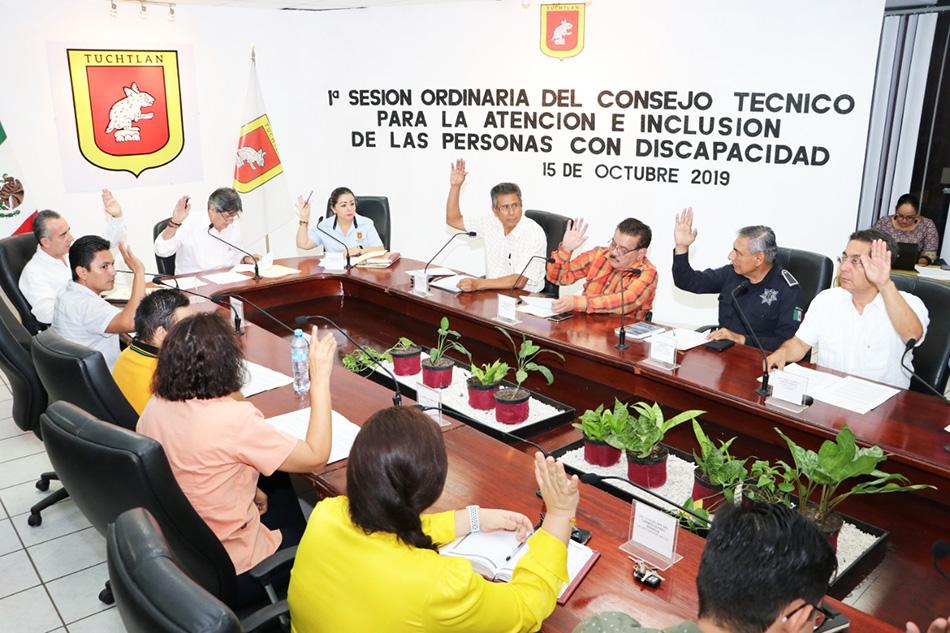 Aprueban Plan Municipal del Consejo Técnico para la Atención e Inclusión de las Personas con Discapacidad