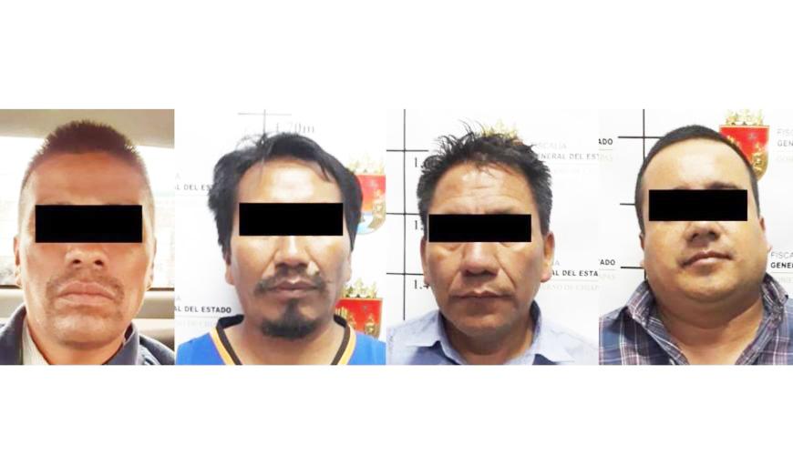 Capturan a presuntos responsables del enfrentamiento en el que murió agente de la GN