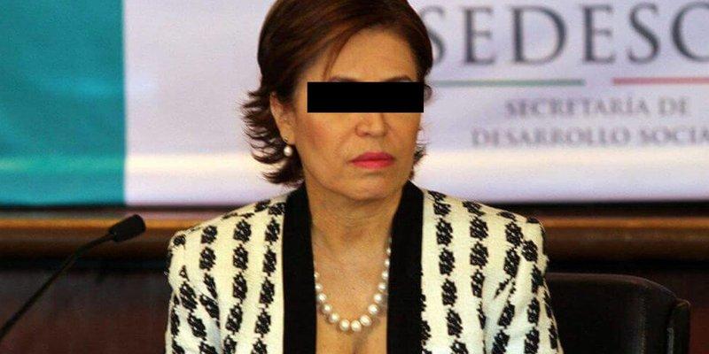 Caso Rosario Robles juez alarga proceso judicial dos meses