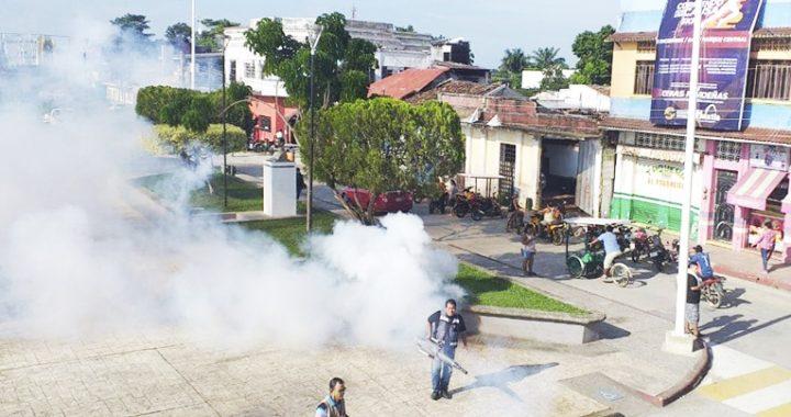 Chiapas registra una disminución del 25% en la incidencia de casos de dengue