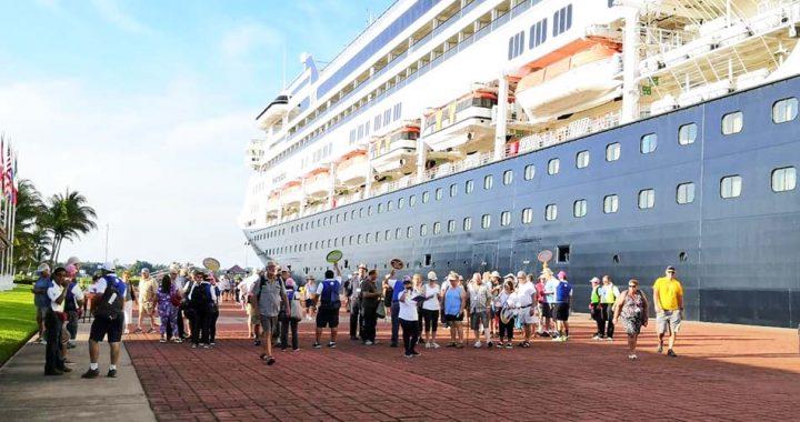 Cruceros en Puerto Chiapas incentivan actividad turística del Soconusco