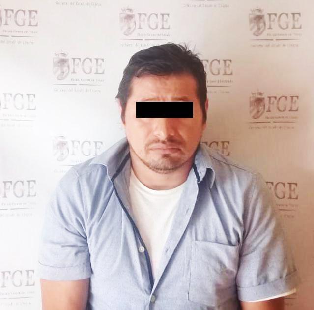Cumplimenta FGE orden de aprehensión en contra de presunto feminicida en Juárez
