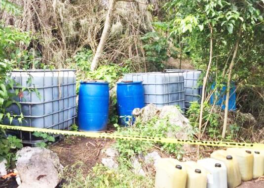 Duro golpe al huachicol en Chiapas