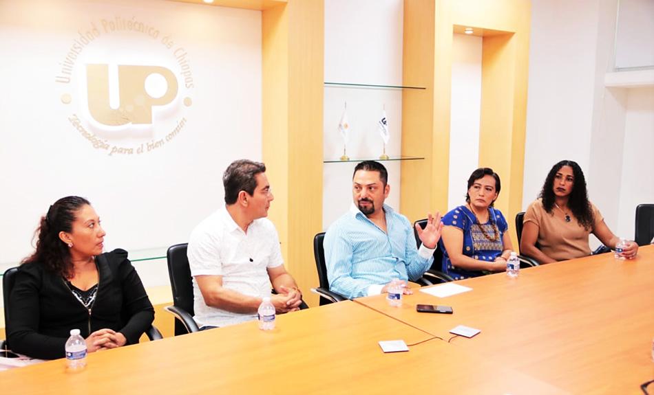 Empresarios de la agroindustria ven oportunidades de fortalecimiento en la Politécnica de Chiapas