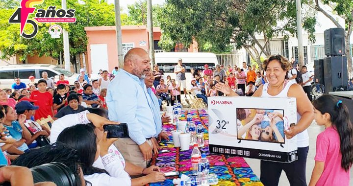 En Chiapa de Corzo celebran 45 aniversario del movimientoAntorchista