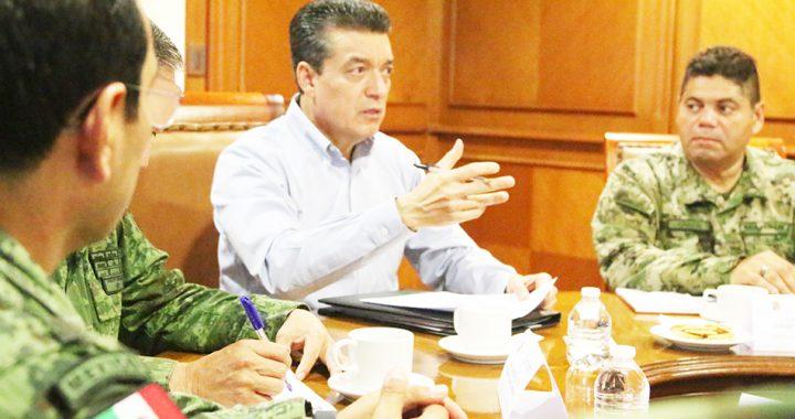 Gracias a la coordinación de seguridad, Chiapas registra 24 horas sin homicidios dolosos y culposos Rutilio Escandón