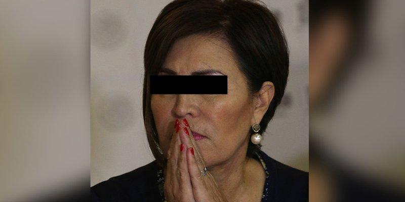 Hora cero para Rosario Robles 15 de octubre se define si sigue presa