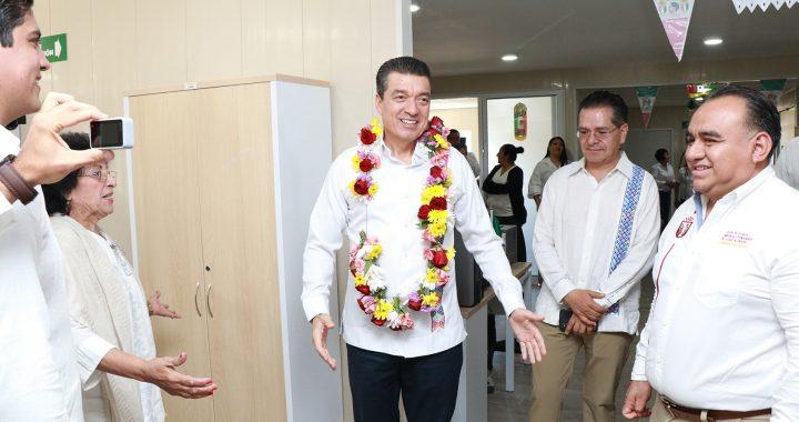 Inaugura Rutilio Escandón nuevas oficinas centrales del CECyTE Chiapas
