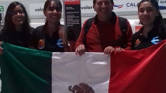 Jovencitas científicas obtuvieron primer lugar en Concurso Internacional de Ciencia