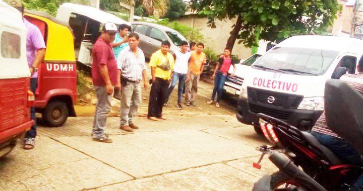 Mototaxis irregulares invaden rutas en Huehuetán
