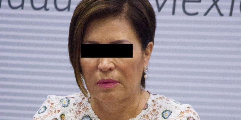 Nueva audiencia de Rosario Robles podría salir del penal abogado