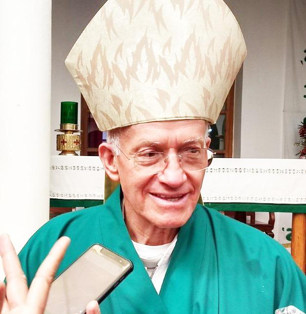 Obispo de San Cristóbal pide a los presidentes informes verídicos y no maquillados