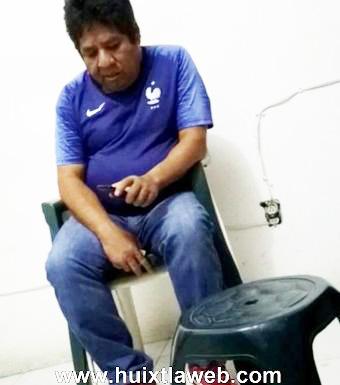 Obrero golpea a tesorero del Sindicato del Ingenio de Huixtla