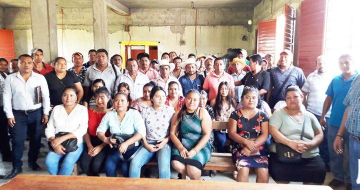 Organizaciones sociales se pronuncian por la paz en Simojovel