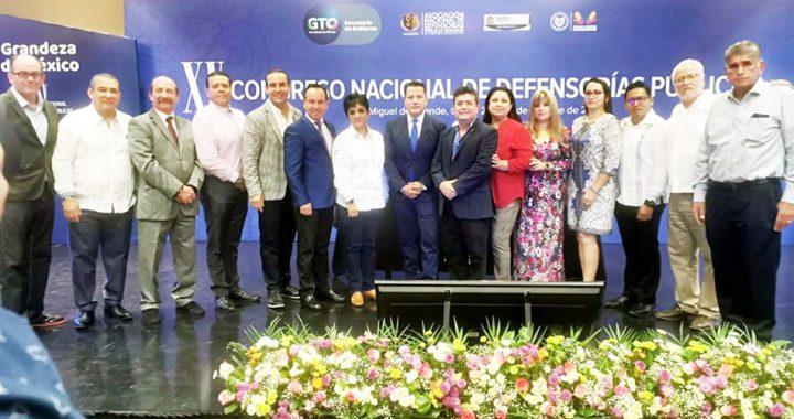 Participa Poder Judicial en Asamblea Nacional de Defensoría Pública