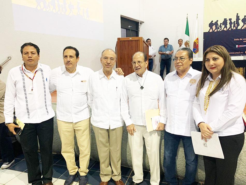 Participa Zepeda Bermúdez en el IX Congreso Género y Migración