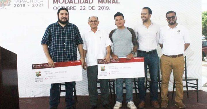 """""""La participación de los jóvenes es fundamental para promover la cultura en Tapachula"""": Alcalde Gurría Penagos"""