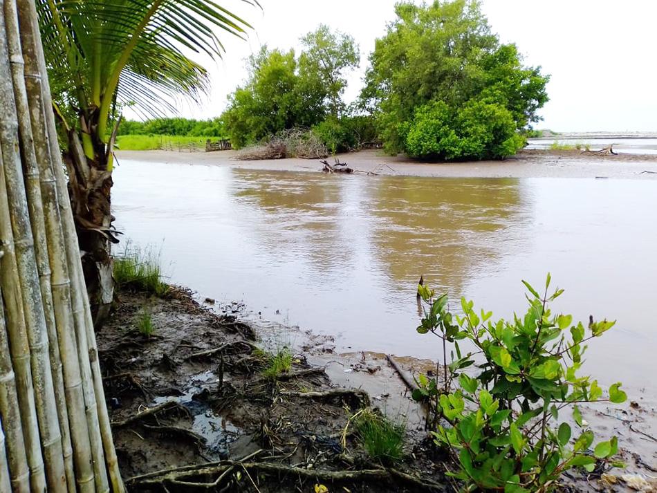 PC Municipal realiza recorridos preventivos en comunidades de la zona baja de Tapachula