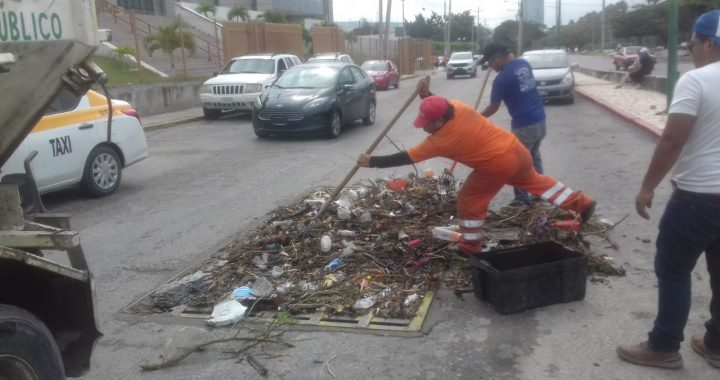 Protección civil municipal emite recomendaciones durante esta temporada