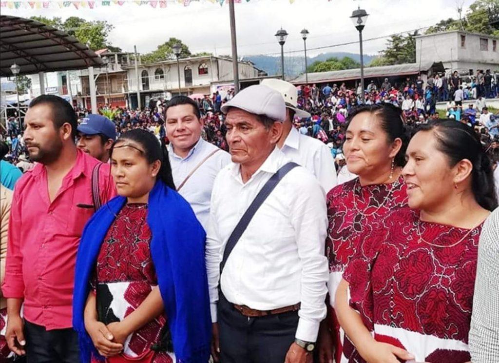 Que no dejan trabajar a la nueva Concejal Presidente de Chalchihuitán