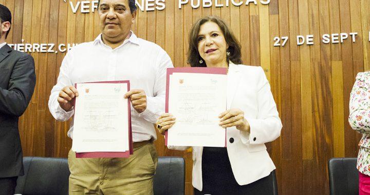 Reconoce el Instituto de Acceso a Ia Información Pública al Poder Judicial de Chiapas