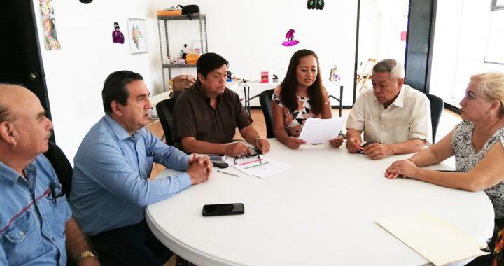 Registra el PRI a los aspirantes a consejeros políticos nacionales