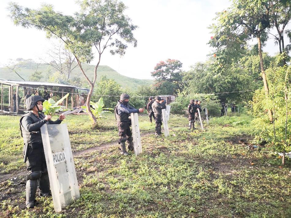 Restituye Fiscalía 234 hectáreas en Venustiano Carranza Llaven Abarca