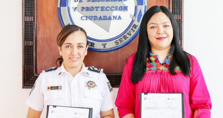 SSyPC e Icatech firman convenio de colaboración a favor de las personas privadas de su libertad
