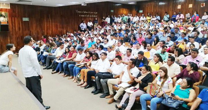 Suman esfuerzos con ayuntamientos para fortalecer protección de la niñez y juventud chiapaneca