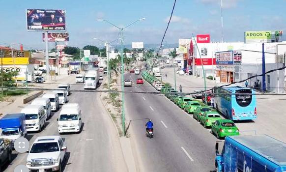 Transportistas de Chiapas se unen al paro nacional